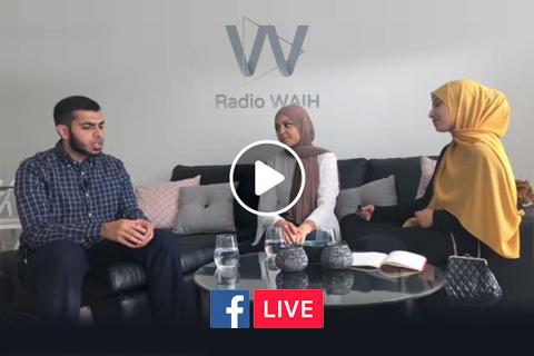 Arsal Tahseen, Uswa Anjum og Zainab Nasrati