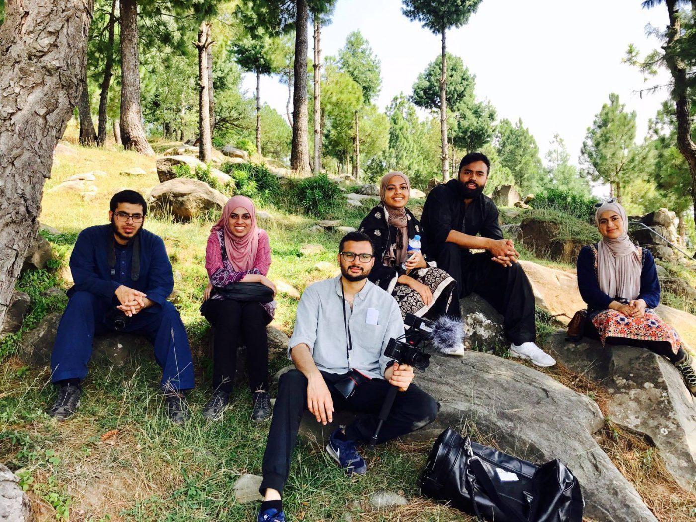 Kashmir-teamet