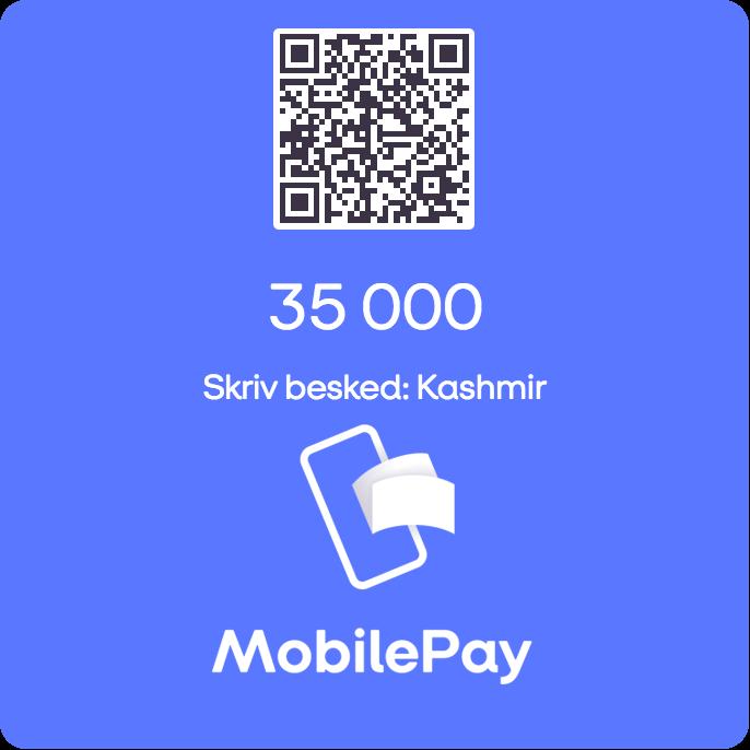 MobilePay: 35000 – Kashmir